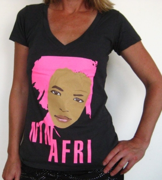 T-shirts women by Sandra Van der Wildt
